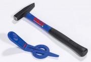 Piko 55296 Gleis-Nagel-Halter & Hammer