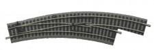 Piko 55423 Bogenweiche mit Bettung rechts