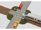 Piko 55725 Bahnschranke eingleisig