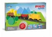 Piko 57090 DB Analog Startset Güterzug
