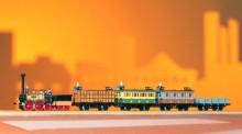 Piko 58205 Saxonia Personenzugset 5-tlg Ep.1 AC