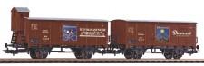 "Piko 58368 ""2er Set Gedeckter Güterwagen G02 """"Dia"