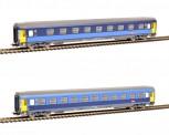 Piko 58650 SNCF Nachtzugwagen-Set 2-tlg Ep.6