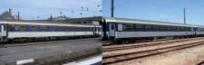 Piko 58653 SNCF Liegewagen-Set 2-tlg Ep.6