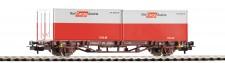 Piko 58731 ÖBB Cargo Containerwagen 2-achs Ep.6