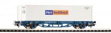 Piko 58740 MAV Containerwagen 2-achs Ep.6