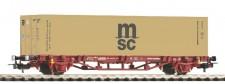 Piko 58773 Containertragwagen 1x40 FS V