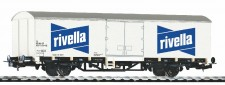 Piko 58783 SBB Rivella gedeckter Güterwagen  Ep.6
