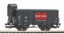 """Piko 58924 """"Gedeckter Güterwagen G02 """"""""Club Cola"""""""""""""""