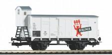 Piko 58925 DR gedeckter Güterwagen 2-achs Ep.3