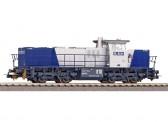 Piko 59162 RBH Diesellok G 1206 Ep.6