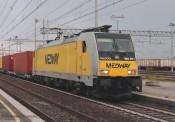 Piko 59771 MEDWAY E-Lok BR 186 Ep.6