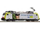 Piko 59864 BLS E-Lok BR 486 Ep.6 AC