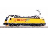 Piko 59968 Regiojet E-Lok BR 386 Ep.6