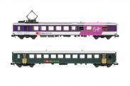 Piko 94393 SBB Personenwagen-Set 2-tlg Ep.4