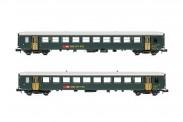 Piko 94394 SBB Personenwagen-Set 2-tlg. Ep.4