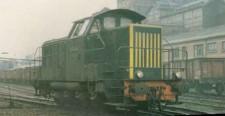 Piko 96453 SNCB Diesellok Serie 262 Ep.3