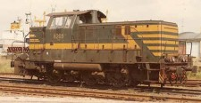 Piko 96455 SNCB Diesellok Serie 82 Ep.4