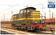Piko 96462 SNCB Diesellok Serie 73 Ep.3