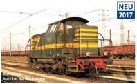 Piko 96463 SNCB Diesellok Serie 73 Ep.3