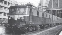 Piko 96541 SNCB E-Lok Serie 120 Ep.3 AC