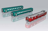 Piko 96783 SBB Personenwagen-Set 3-tlg Ep.4