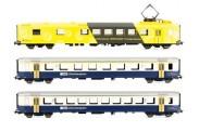 Piko 96787AC BLS SBB Personenwg-Set 3-tlg. Ep.4 AC