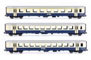 Piko 96793 BLS Personenwagen-Set 3-tlg Ep.4