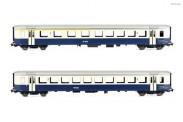 Piko 96794AC BLS Personenwagen Set 2-tlg Ep.4