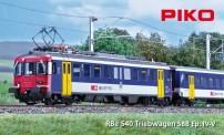Piko 96834 SBB Triebwagen RBe 540 2-tlg Ep.4