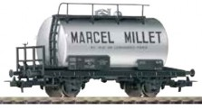 Piko 97050 SNCF Millet Kesselwagen 2-achs Ep.3
