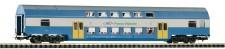 Piko 97060 PR Doppelstockwagen 2.Kl. Ep.5/6
