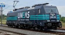 Piko 97775 LINEAS E-Lok BR 186 Ep.6