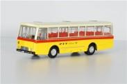 SwissLine 002604 Saurer 3DUK Reisebus PTT