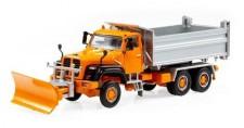 SwissLine 85.002331 Saurer D330N 6x6 Kipper Militär