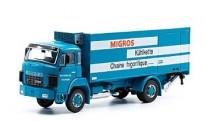 SwissLine 85.002381 Saurer D290 4x4 Frigo Migros Kühlkette