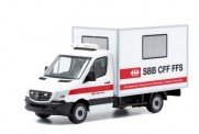 SwissLine 85.002505 MB Sprinter Koffer-Aufbau SBB