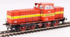 Heljan HE10021501 Ostbanen Diesellok M10