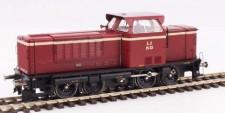 Heljan HE10021512 LJ Diesellok M33 AC