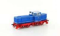 Heljan HE10021551 TAG Diesellok MaK 650D Ep.3/4