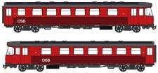 Heljan HE10041261 DSB Triebzug Serie ML 2-tlg Ep.4