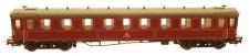 Heljan HE13005252 DSB Personenwagen Ep.3