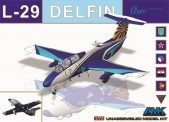 AMK 86001 AERO L-29 Delfin