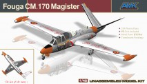 AMK 88004 FOUGA CM. 170 Magister