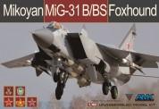 AMK 88008 Mikoyan MIG-31 B/BS Foxhound