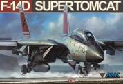 AMK 88009 F-14D Super Tomcat