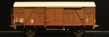 McK 0404 DSB gedeckter Güterwagen 2-achs Ep.3