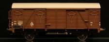 McK 0405 DSB gedeckter Güterwagen 2-achs Ep.3