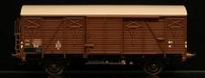 McK 0406 DSB gedeckter Güterwagen 2-achs Ep.3
