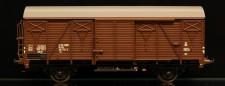 McK 0407 DSB gedeckter Güterwagen 2-achs Ep.4
